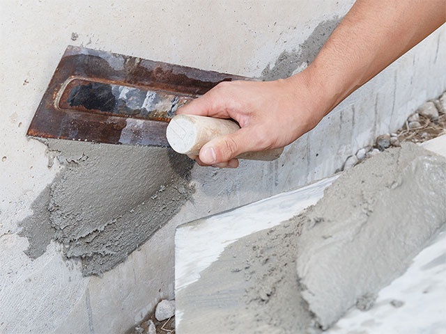 Best cement patch repair Rendering