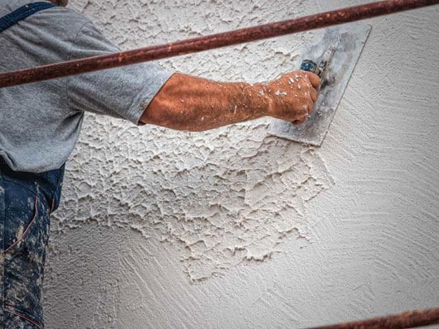 Best cement wall Rendering