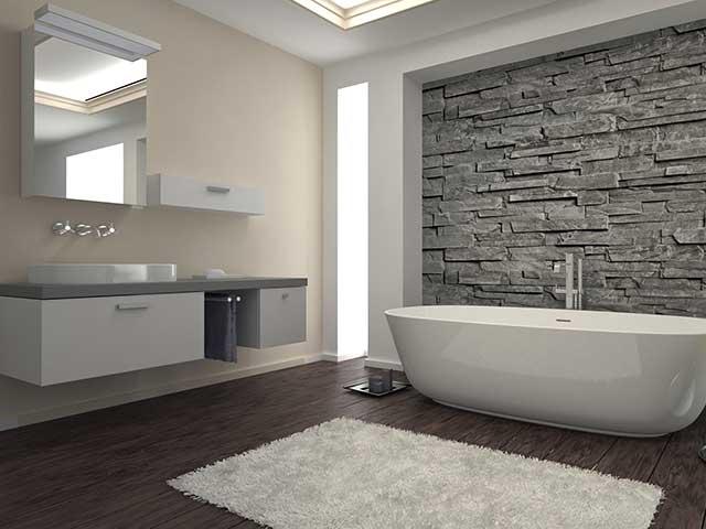 Professional bathroom Rendering